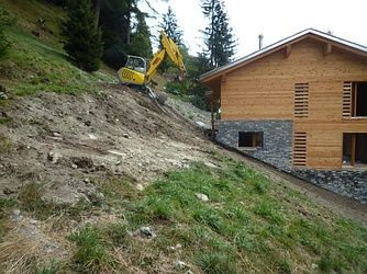 Melly Raphy SA - construction de chalet